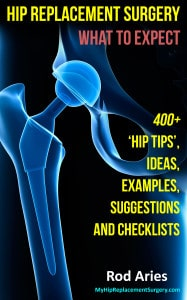 Hip Replacement Book