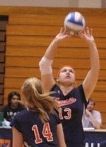 Kenzie Volleyball