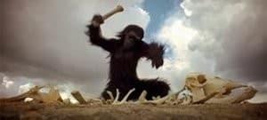 2001 a space odyssey ape
