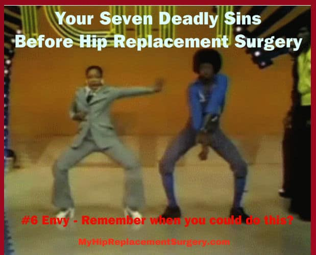 Hip Replacement Surgery Tip 124c Seven Deadly Sins